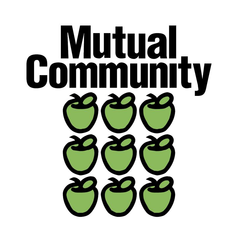 Mutual Community vector logo