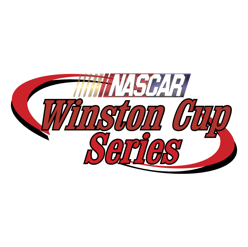 NASCAR Winston Cup Series vector