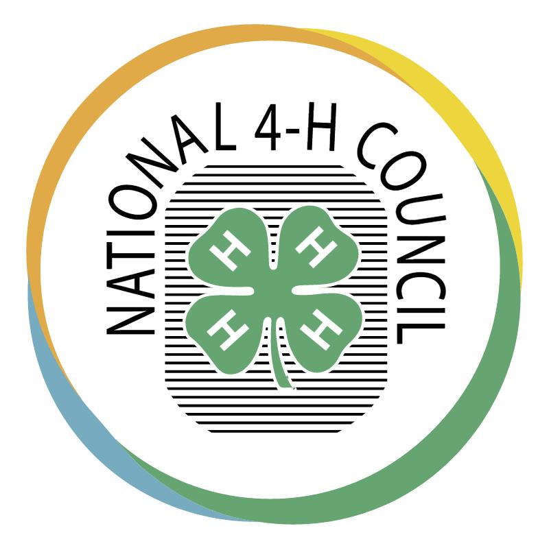 National 4 H Council vector