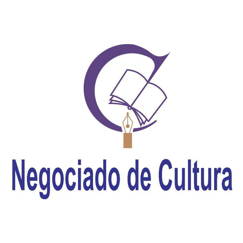 Negociado de Cultura vector