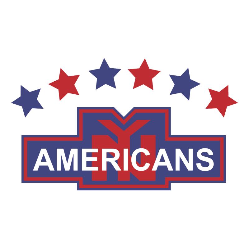 New York Americans vector