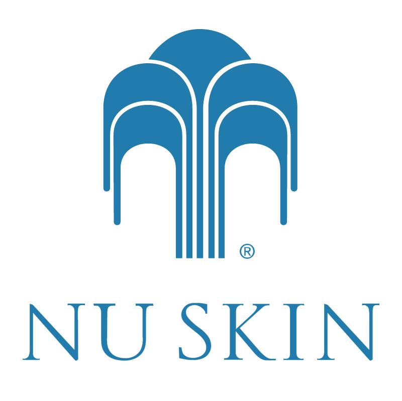 Nu Skin vector logo