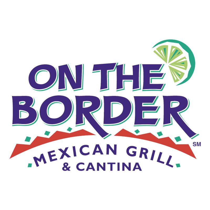 On The Border vector