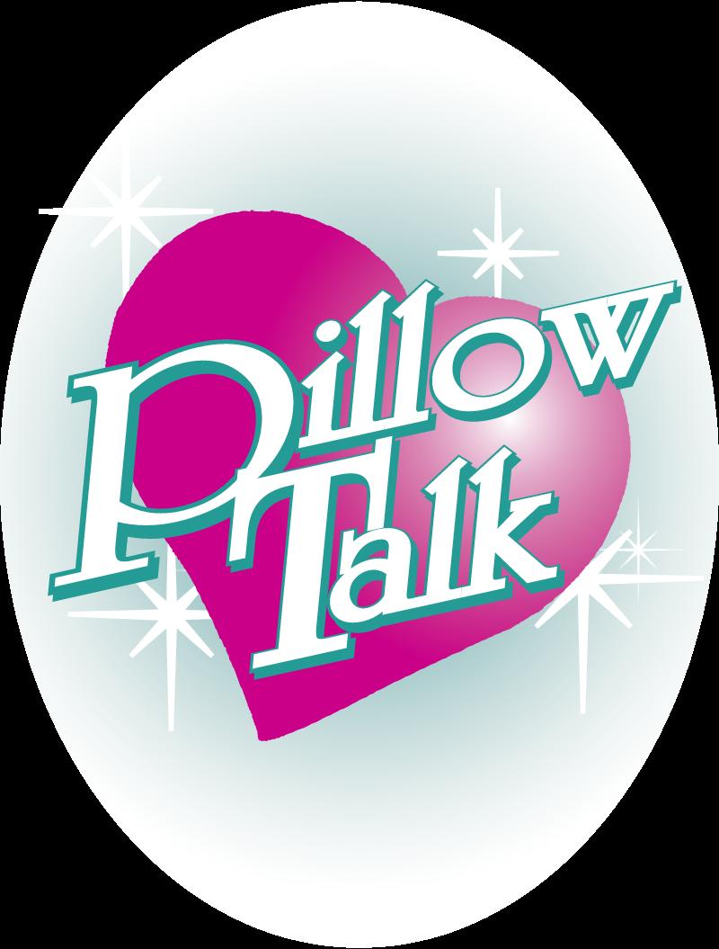 Pillow Talk vector logo