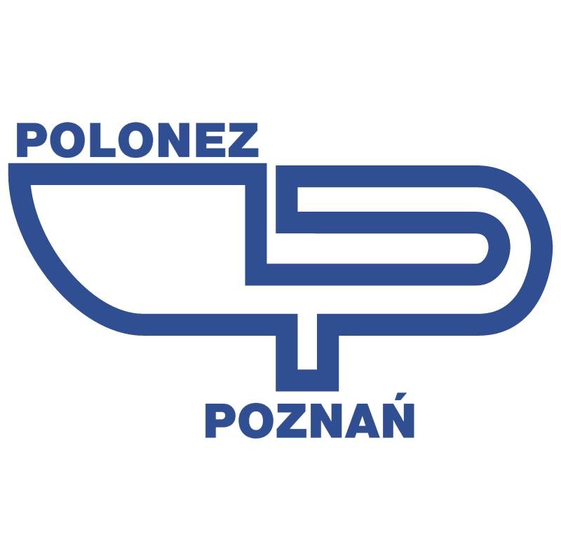 Polonez Poznan vector