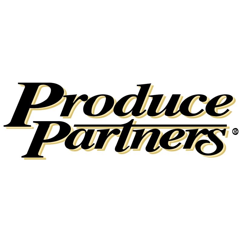 Produce Partners vector logo