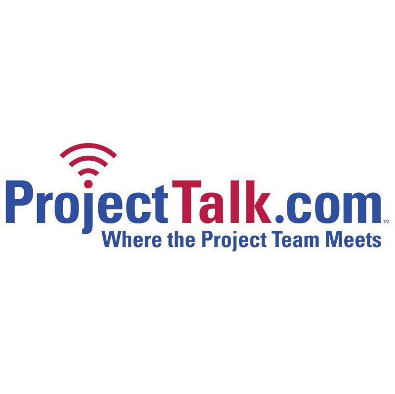 ProjectTalk com vector