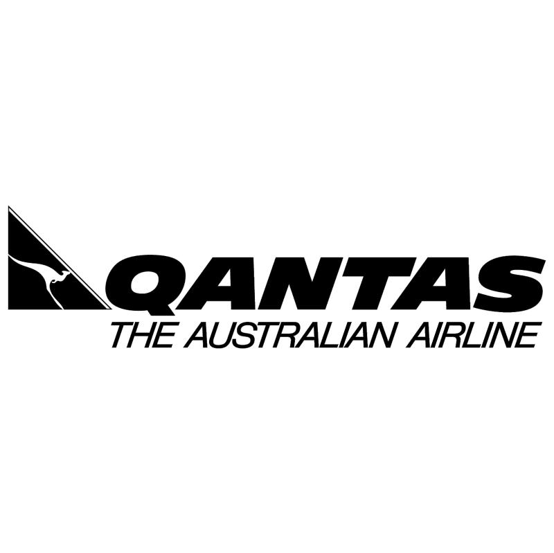 Qantas vector