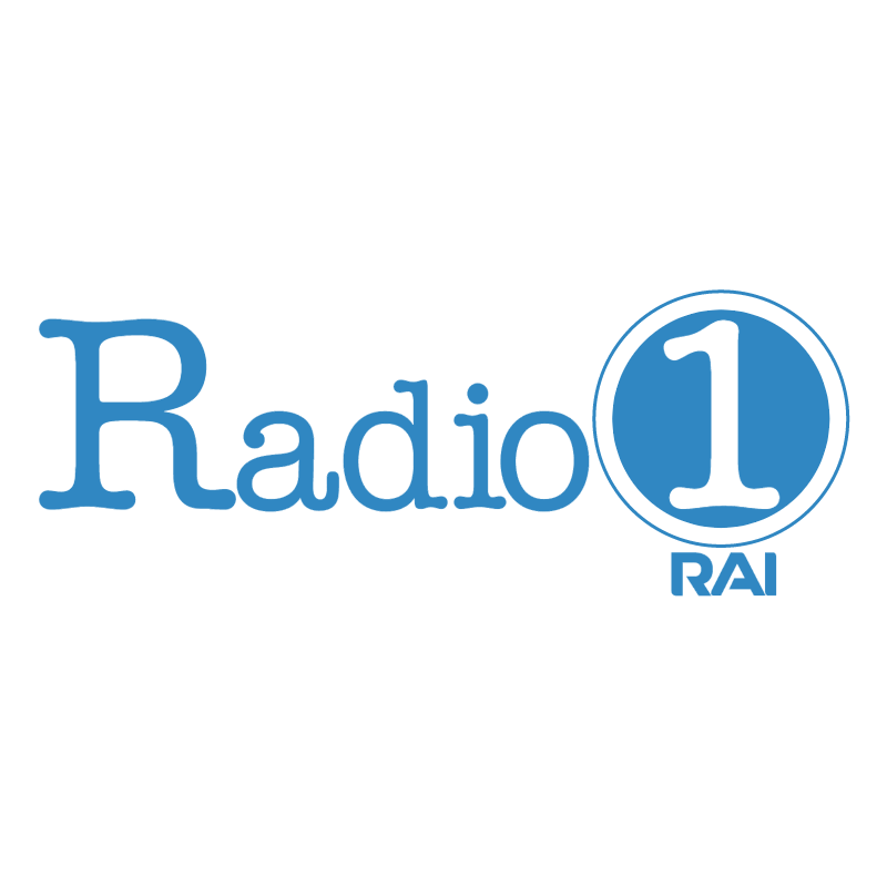 Radio RAI 1 vector