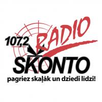 Radio Skonto vector