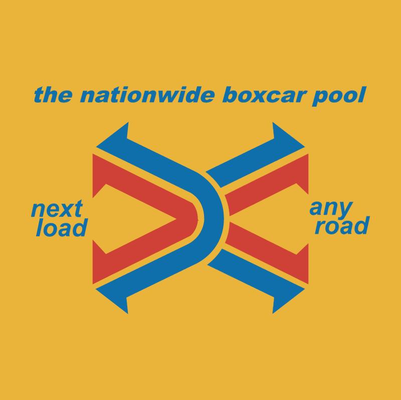 Rail Box vector logo