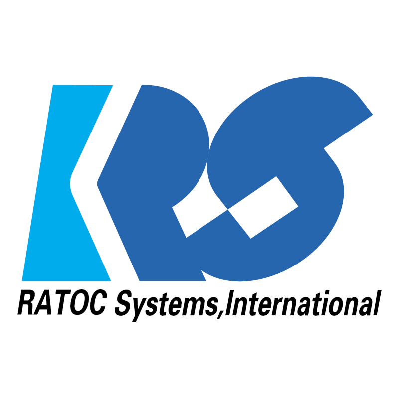 Ratoc Systems vector logo