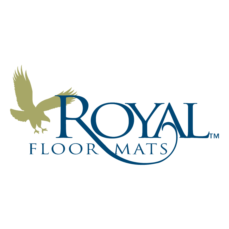 Royal Floor Mats vector