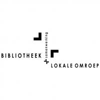 Samenwerking Bibliotheek en Lokale Omroep vector