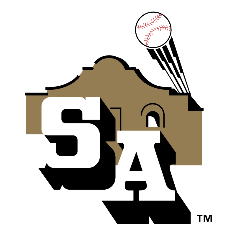 San Antonio Missions vector logo