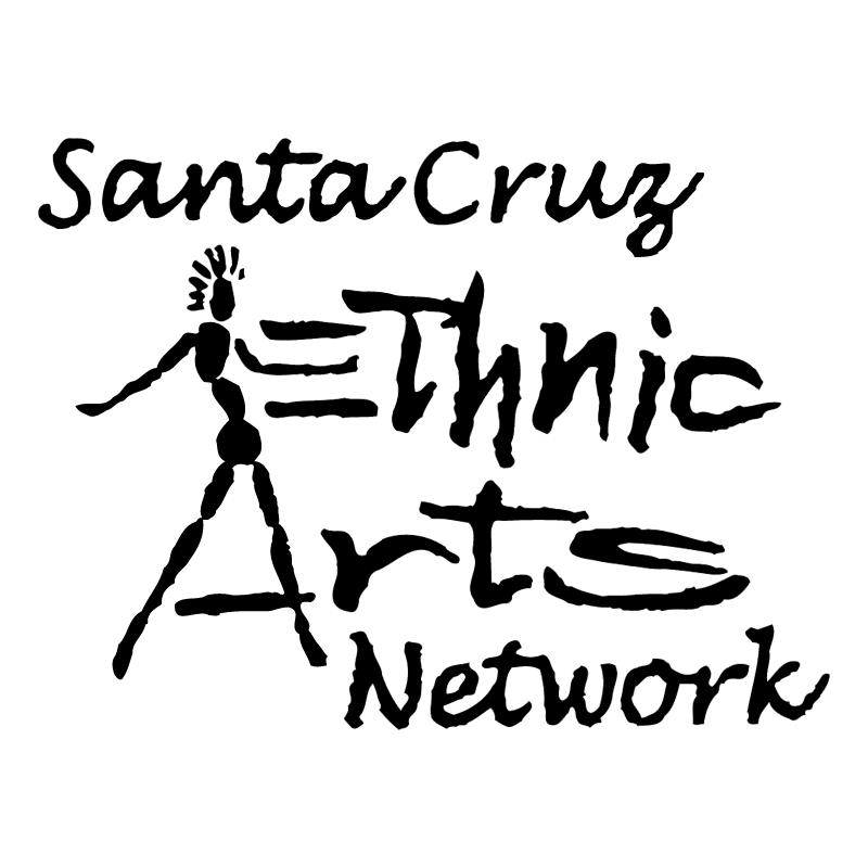 Santa Cruz Ethnic Arts Network vector