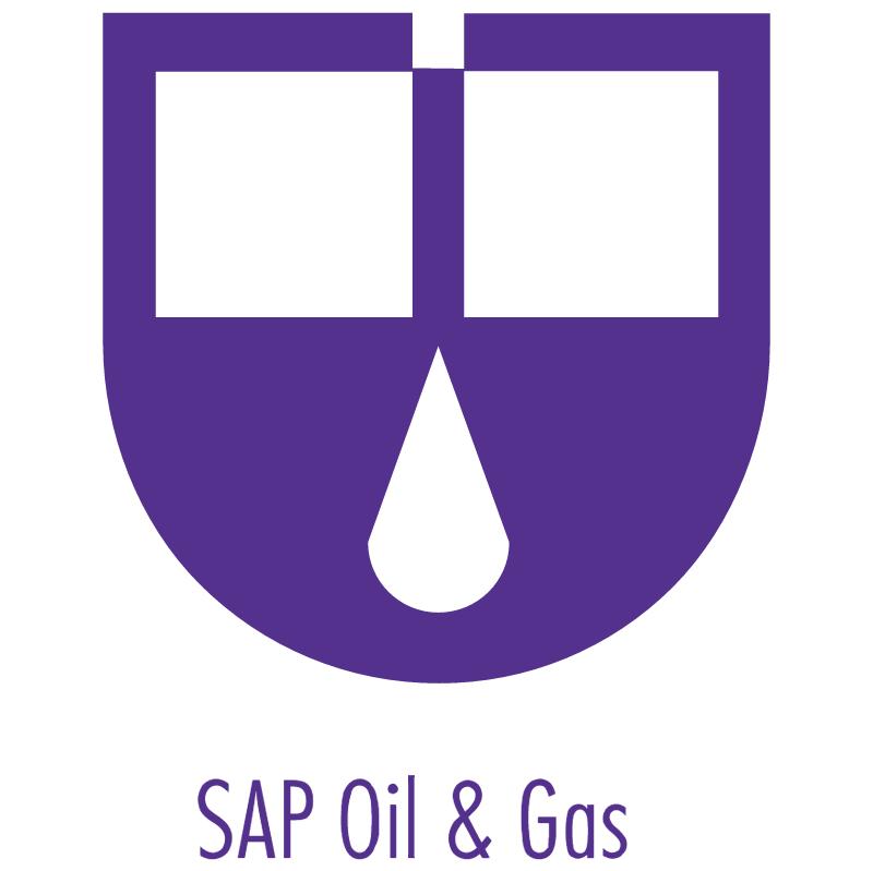 SAP Oil & Gas vector