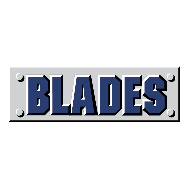 Saskatoon Blades vector