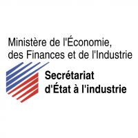 Secretariat d'Etat a l'industrie vector