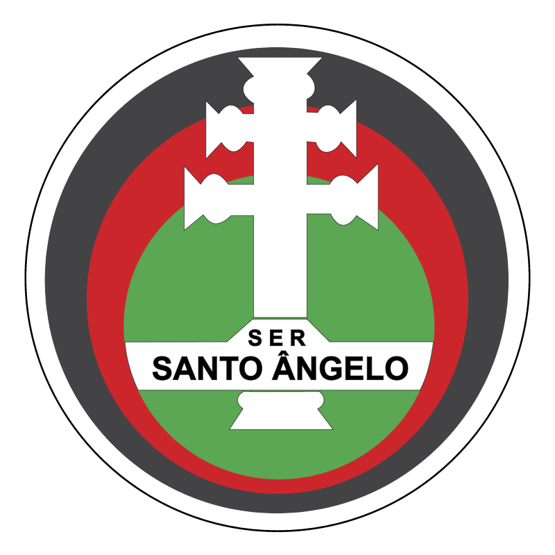 SER Santo Angelo de Santo Angelo RS vector