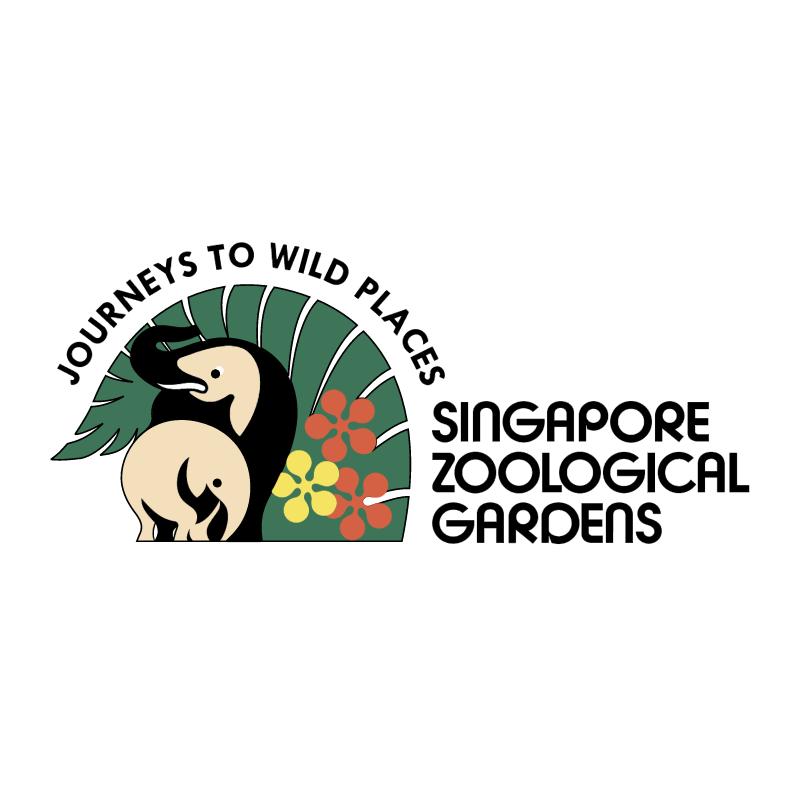 Singapore Zoological Gardens vector logo