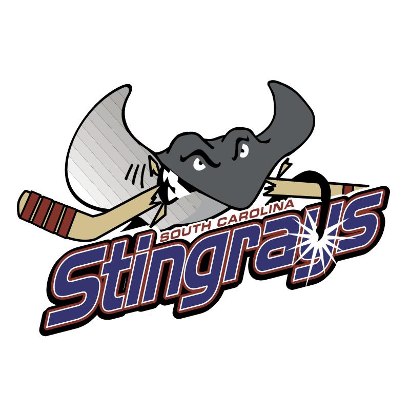 South Carolina Stingrays vector