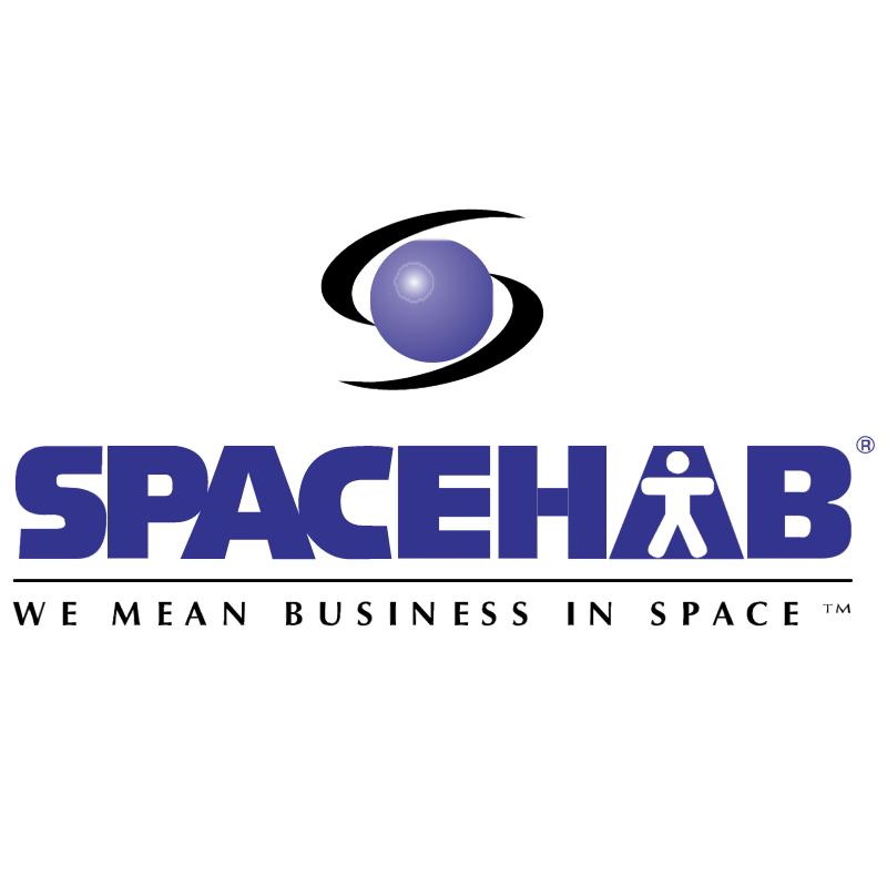 Spacehab vector logo