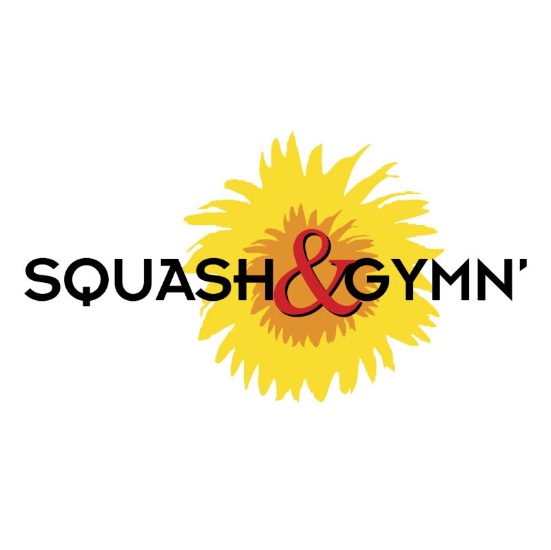 Squash & Gymn vector