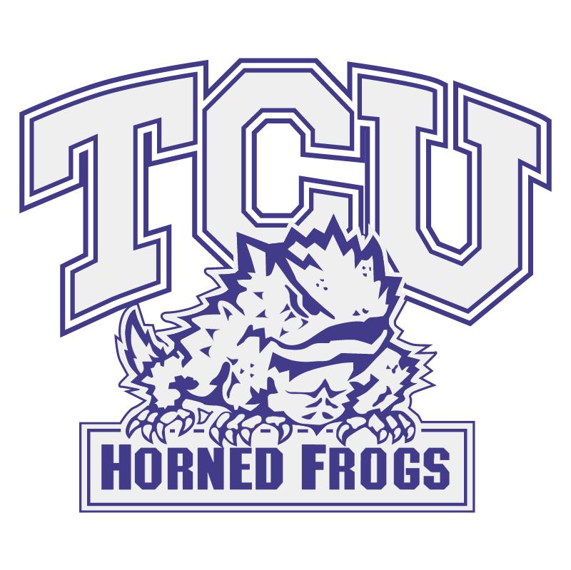 TCU Hornedfrogs vector