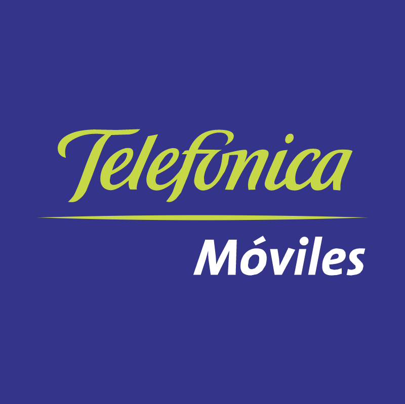Telefonica Moviles vector
