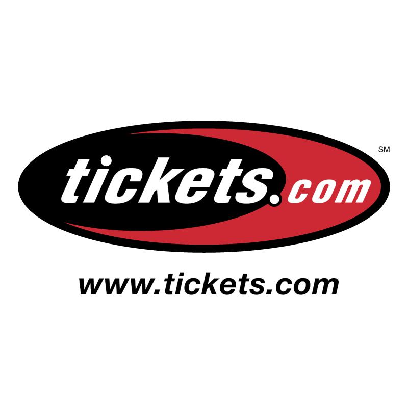 tickets com vector
