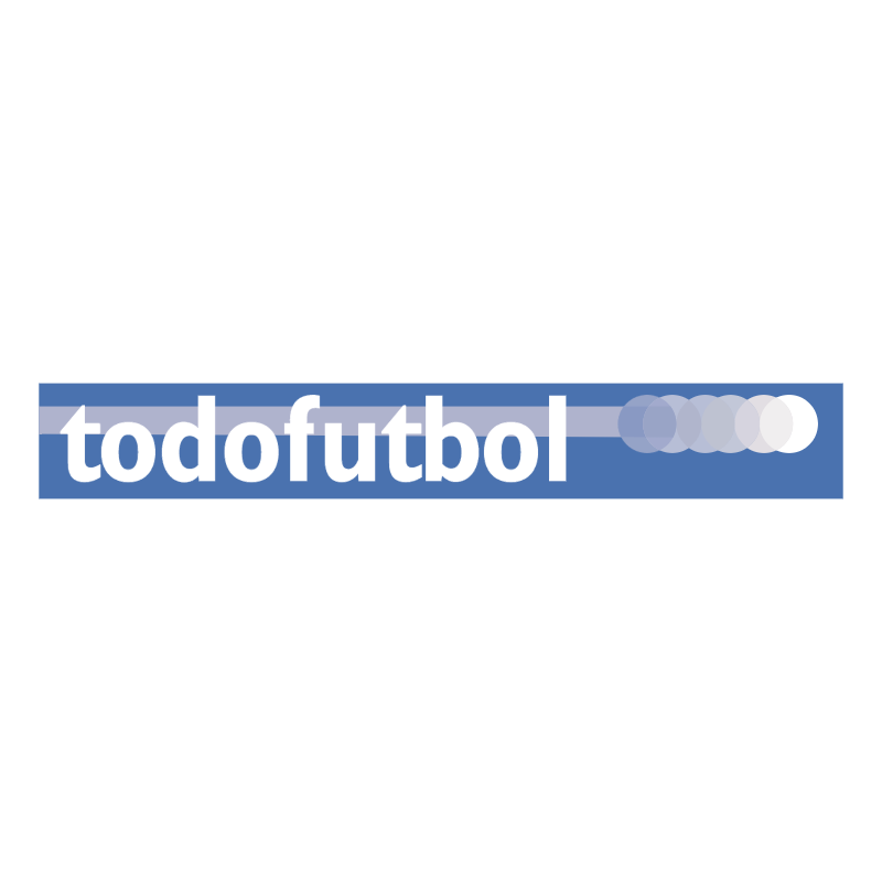 Todofutbol vector logo