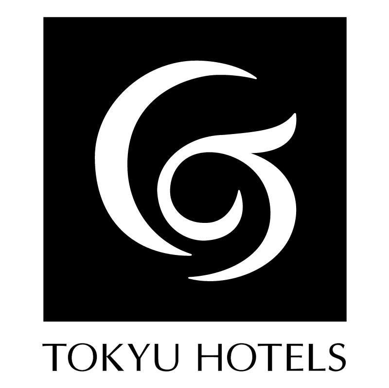 Tokyu Hotels vector