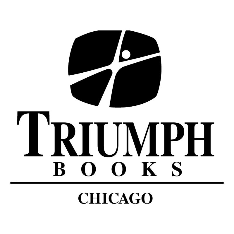 Triumph Books vector logo