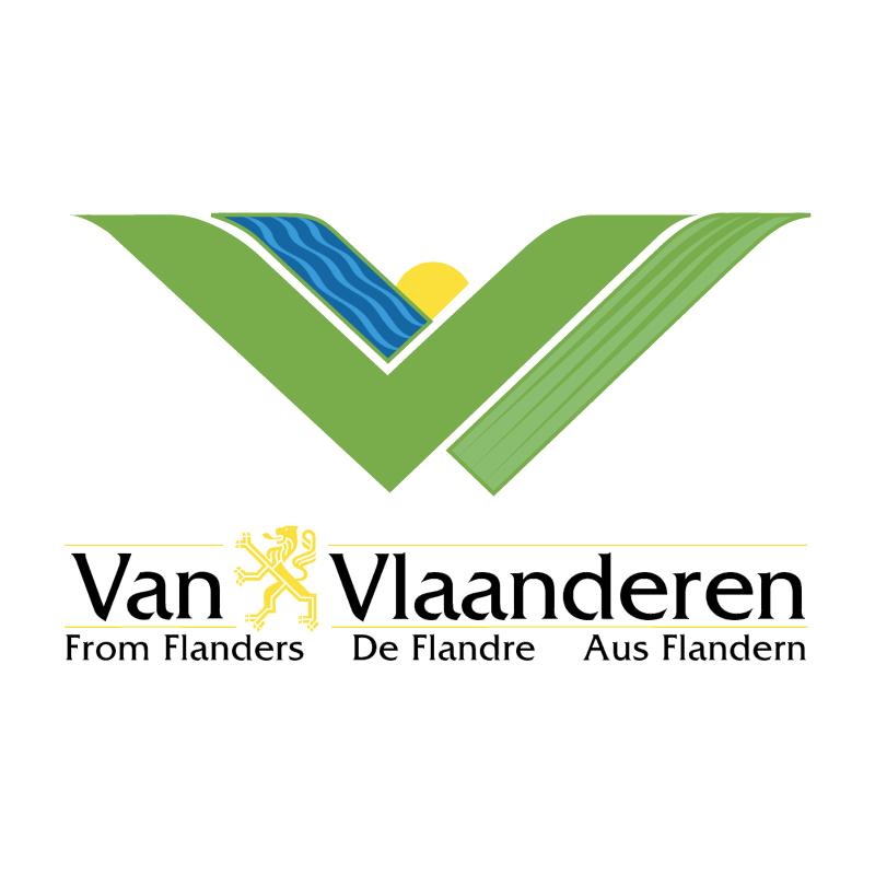 Van Vlaanderen vector
