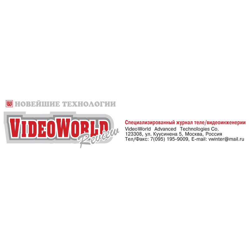 VideoWorld Co vector