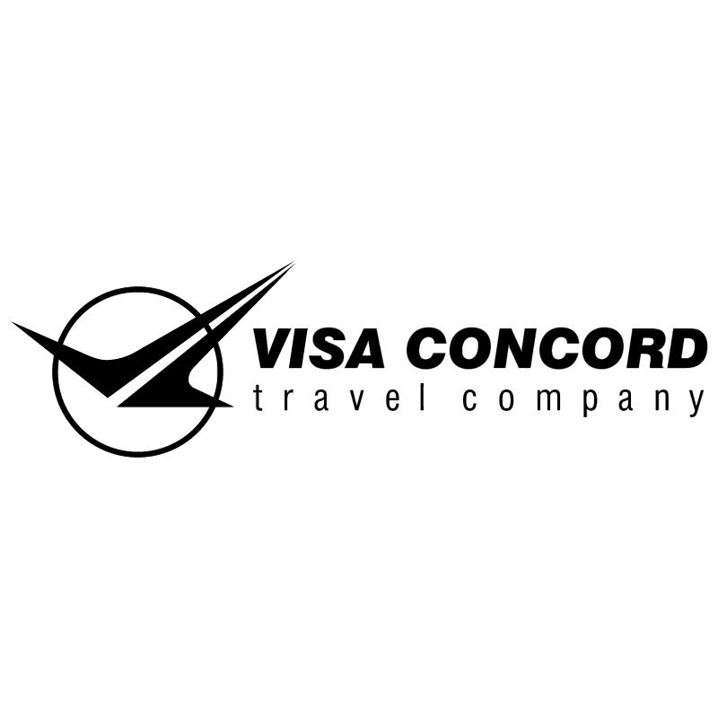 Visa Concord vector