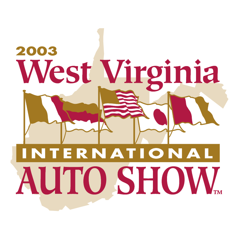West Virginia International Auto Show vector