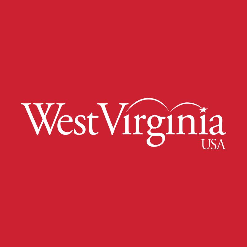 West Virginia USA vector