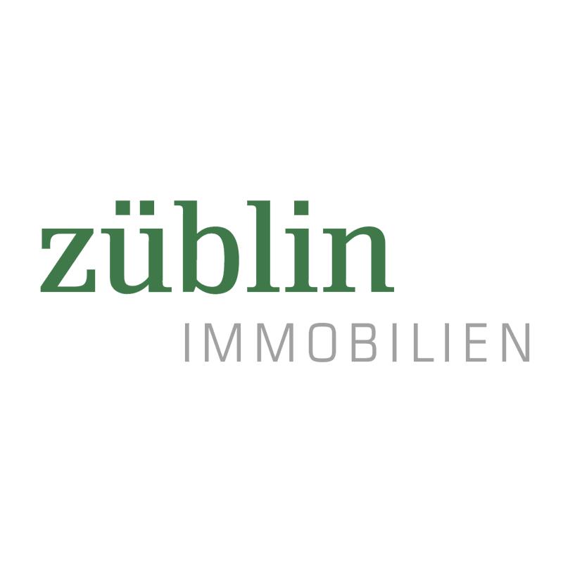Zublin Immobilien vector logo