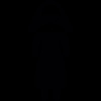 Nun vector logo