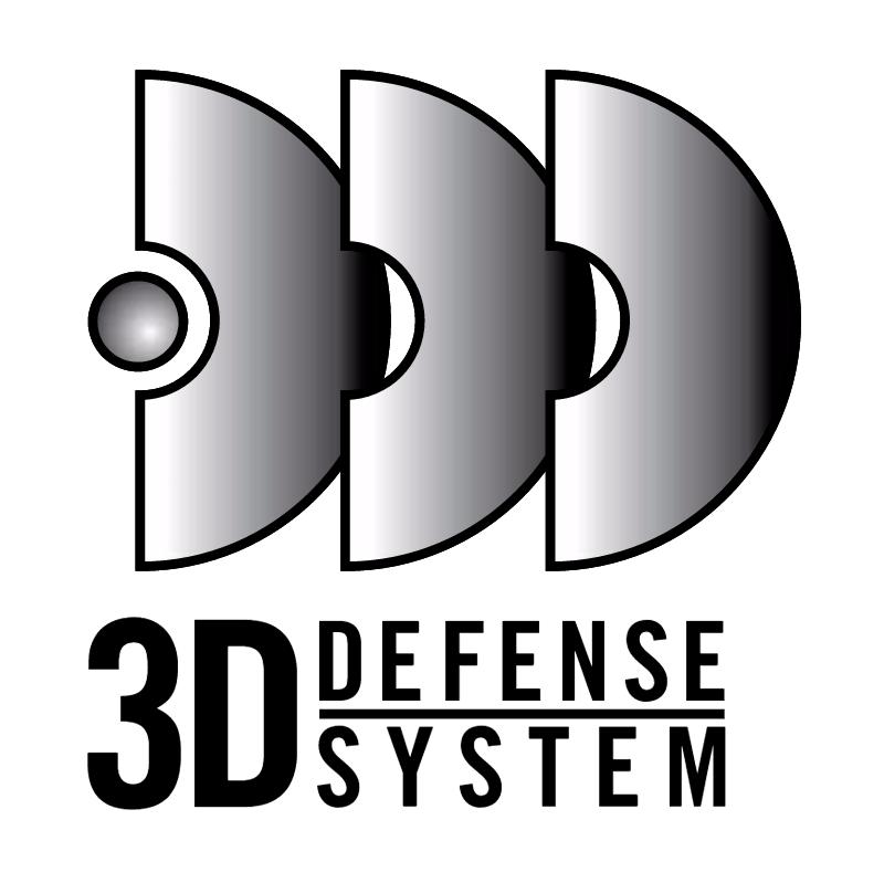 3D Defense System vector