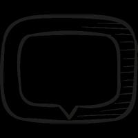 TV Tag logo vector