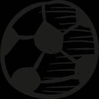Playground Football Ball vector