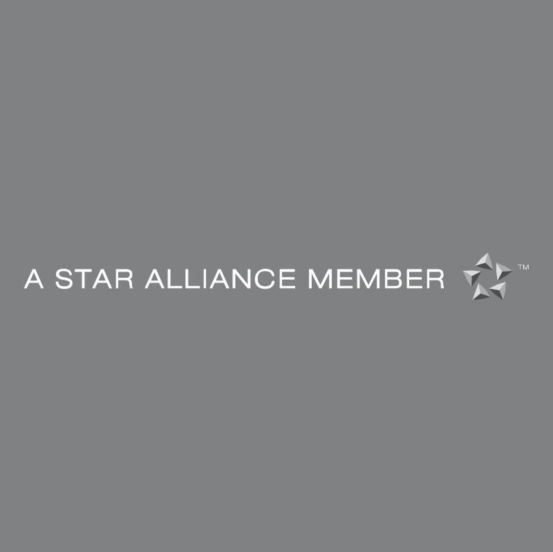 A Star Alliance Member 59608 vector