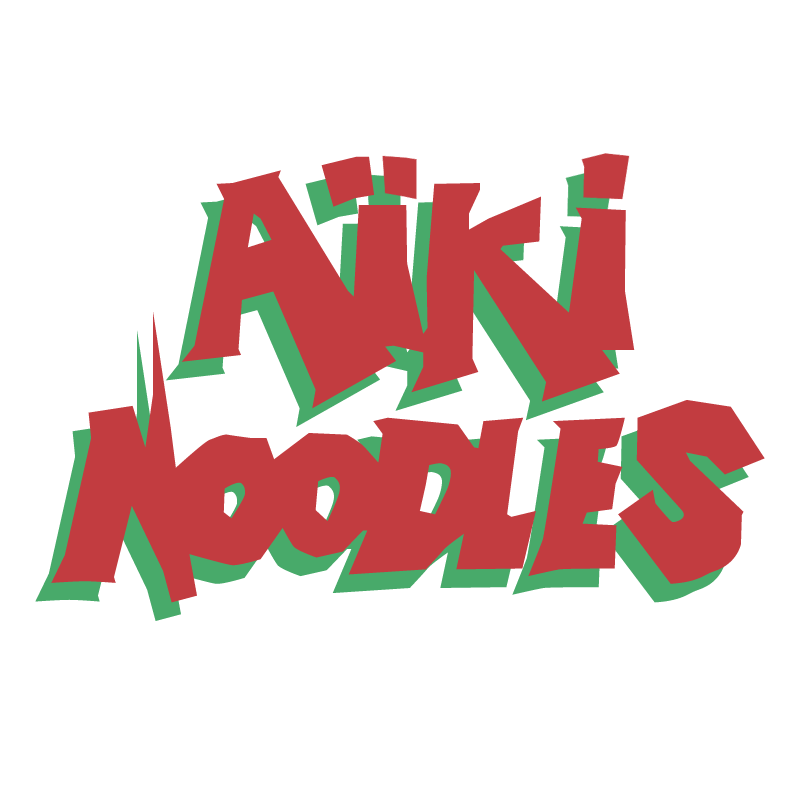Aiki Noodles 83238 vector