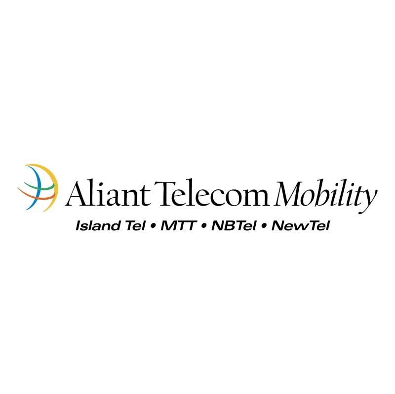 Aliant Telecom Mobility vector