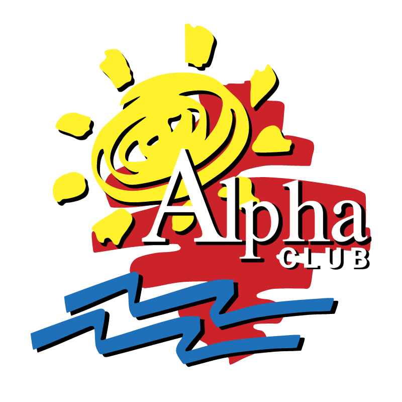 Alpha club 52046 vector
