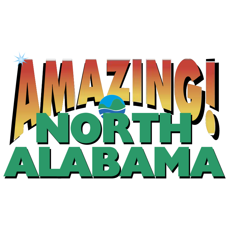 Amazing! North Alabama vector