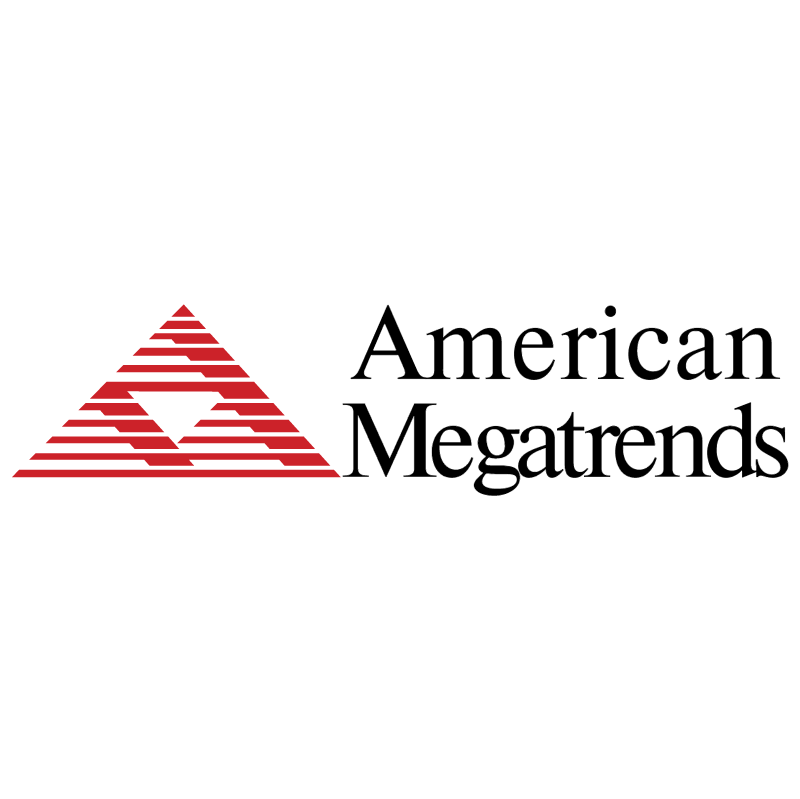 American Megatrends vector